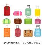 vector illustration set of...   Shutterstock .eps vector #1072604417