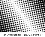 pop art dotted halftone... | Shutterstock .eps vector #1072754957