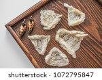 nourishing food bird nest   Shutterstock . vector #1072795847