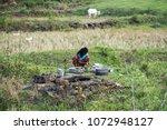gwalior  india   22 january ... | Shutterstock . vector #1072948127
