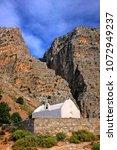 crete island  greece. the... | Shutterstock . vector #1072949237