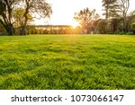 ground level view of a well... | Shutterstock . vector #1073066147