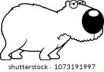 a cartoon illustration of a...   Shutterstock .eps vector #1073191997