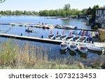 vienna  austria   april 20 ... | Shutterstock . vector #1073213453
