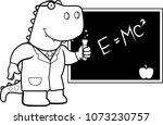a cartoon illustration of a... | Shutterstock .eps vector #1073230757