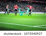 bilbao  spain   january 05 ... | Shutterstock . vector #1073540927