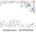 abstract background for... | Shutterstock .eps vector #1073765453