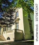lviv old architecture cityscape ... | Shutterstock . vector #1073872247