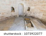 may 16  2017. chapel of the... | Shutterstock . vector #1073922077