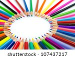colour pencils in creativity