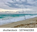 beach fun florida   Shutterstock . vector #1074463283