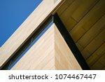 modern architectural details | Shutterstock . vector #1074467447