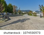 thassos  greece   april 5  2016 ...   Shutterstock . vector #1074530573