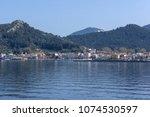 thassos  greece   april 5  2016 ...   Shutterstock . vector #1074530597