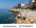 thassos  greece   april 5  2016 ...   Shutterstock . vector #1074530837