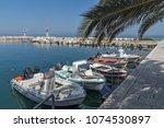 thassos  greece   april 5  2016 ...   Shutterstock . vector #1074530897