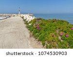 thassos  greece   april 5  2016 ...   Shutterstock . vector #1074530903