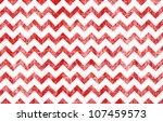 slightly grunged image of a zig ... | Shutterstock . vector #107459573