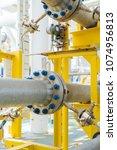 differential pressure meter... | Shutterstock . vector #1074956813