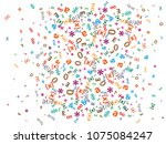 abstract background for... | Shutterstock .eps vector #1075084247