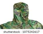 raincoat raincoat isolated on...   Shutterstock . vector #1075242617