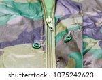 raincoat raincoat isolated on...   Shutterstock . vector #1075242623