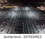 aerial top view photo from...   Shutterstock . vector #1075310813