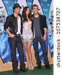 Постер, плакат: Vampire Diaries stars Ian