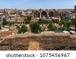 rome  italy   june 24  2017 ...   Shutterstock . vector #1075456967