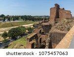 rome  italy   june 24  2017 ...   Shutterstock . vector #1075457063