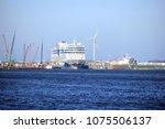 velsen  the netherlands  april... | Shutterstock . vector #1075506137