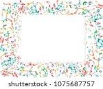 abstract background for... | Shutterstock .eps vector #1075687757