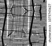dark grunge background. grey... | Shutterstock . vector #1075745627