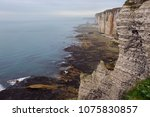beautiful landscapes on the... | Shutterstock . vector #1075830857