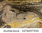 marble abstract acrylic...   Shutterstock . vector #1076057543