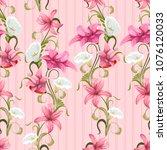 vector design of seamless... | Shutterstock .eps vector #1076120033