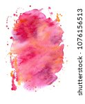 abstract watercolor background | Shutterstock . vector #1076156513
