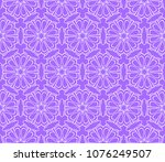 perfect for printing on fabric... | Shutterstock .eps vector #1076249507