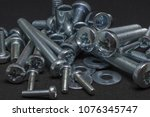 metalware from steel with...