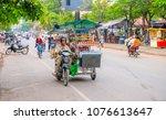 siem reap  cambodia   31 march... | Shutterstock . vector #1076613647