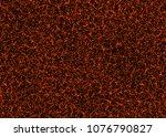 solidified heat lava texture... | Shutterstock . vector #1076790827