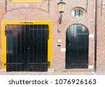 groningen  the netherlands  ... | Shutterstock . vector #1076926163