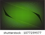 abstract 3d technology concept... | Shutterstock .eps vector #1077259577