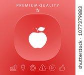 apple icon symbol | Shutterstock .eps vector #1077379883