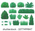 set vector illustrations of... | Shutterstock .eps vector #1077499847