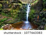 Small photo of Lead Mine Clough Waterfall