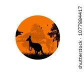 vector illustration of a...   Shutterstock .eps vector #1077884417