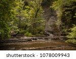 a  shot taken on a hike though...   Shutterstock . vector #1078009943