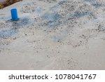 builder  fine cement floor  | Shutterstock . vector #1078041767