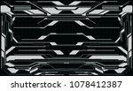 hud futuristic elements... | Shutterstock .eps vector #1078412387